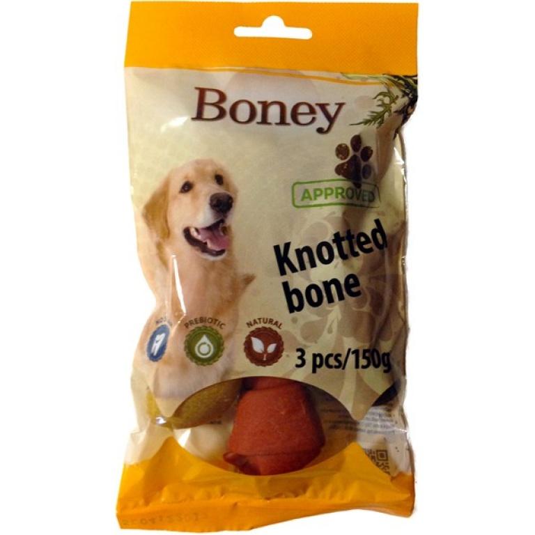 boney knotted bone 3kom/150 gr