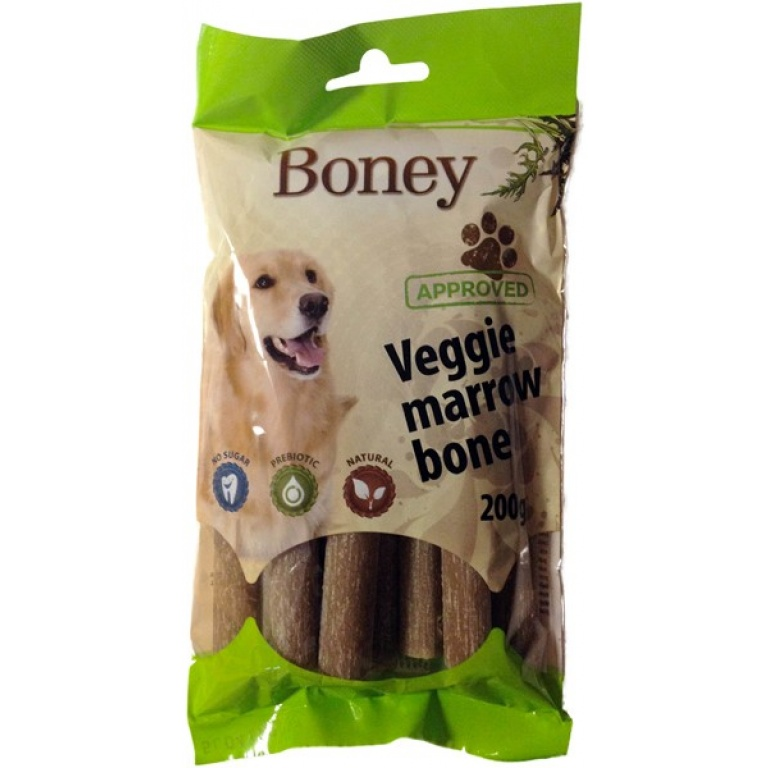 Boney weggie marrow bone