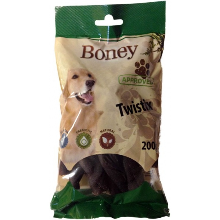 Boney twistix 200 gr