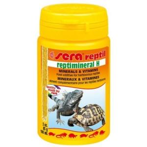 SERA Repti Mineral H preparat za reptile biljojede sa vitaminima 85g/100ml