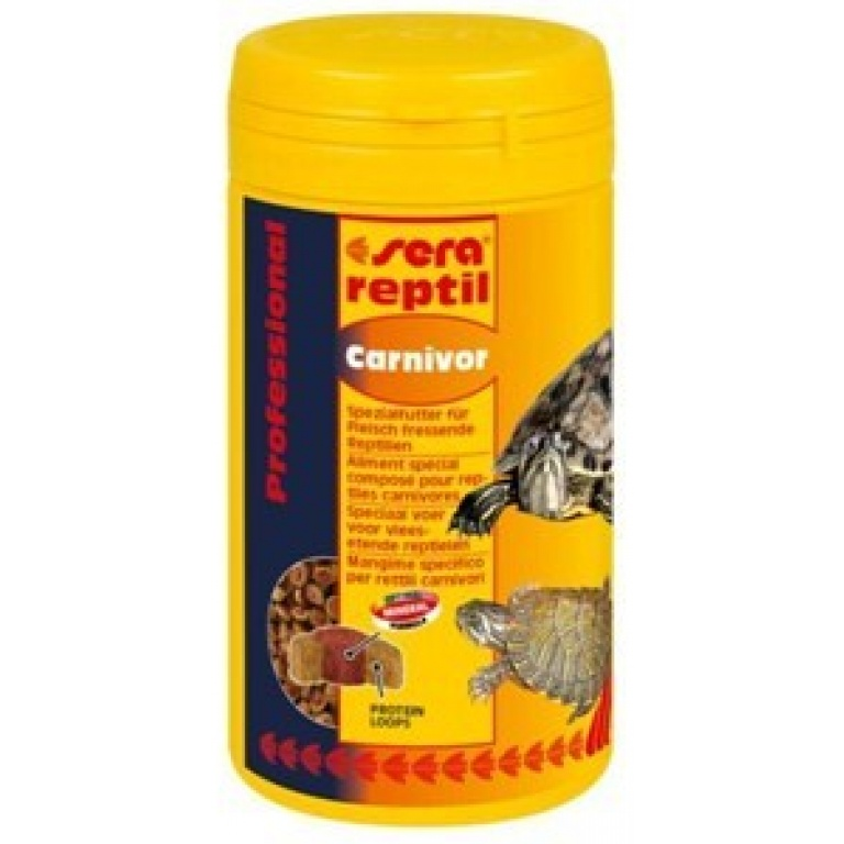SERA Reptil Proffesional Carnivor hrana za reptile mesojede 250ml