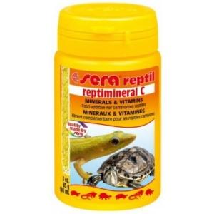 SERA reptimineral C za reptile mesoždere sa vitaminima 85g/100ml