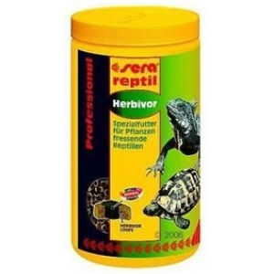 SERA Reptil Proffesional Herbivor hrana za reptile biljojede 250ml