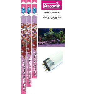 Classica Arcadia Tropical Sunlight T8-8w,300mm