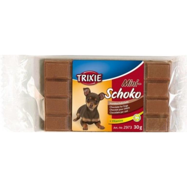 Mini čokolada 30gr Trixie