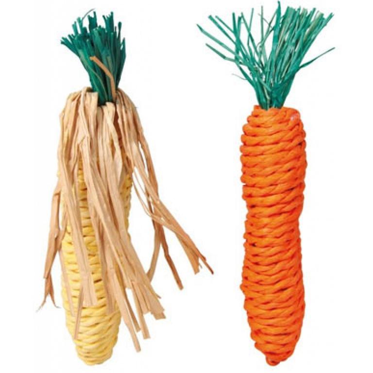 Šargarepa i kukuruz Trixie