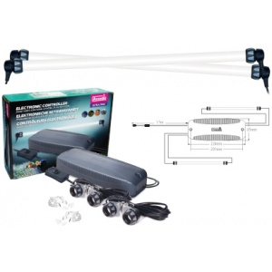 Arcadia T5 Ultra Seal Lamp Controller-2*24/39W