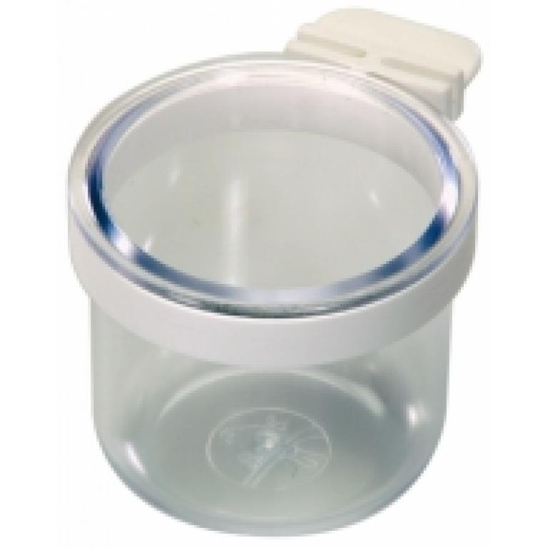 Posuda za minerale Luxury mash feeder high 4,5 x 4,6 cm