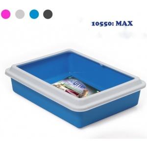 Toalet Max sa ramom 43,5x34x11 cm