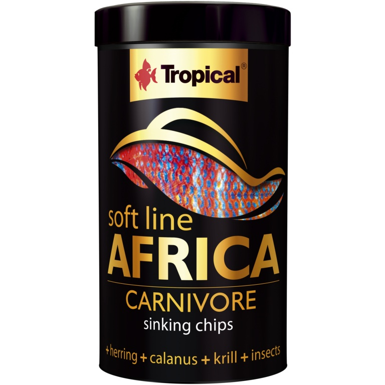 Tropical soft line Africa Carnivore S 250ml