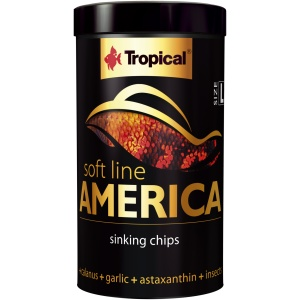 Tropical soft line America size S 250ml/140gr