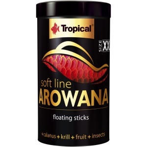 Tropical Soft Line Arowana Size XXL 1000ml / 320g