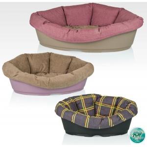 Krevet Toffe 4 95 x 70 x 27 cm