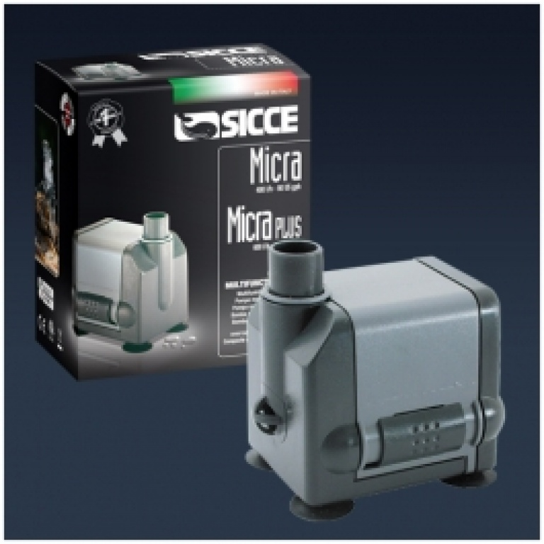 Micra Plus-Potapajuća pumpa 600l/h