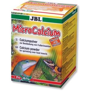 JBL MicroCalcium-Mineralna dodatna hrana za sve reptile 100gr