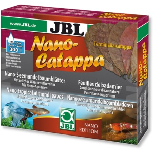 JBL Nano-Catappa-Tropski badem za male slatkovodne akvarijume