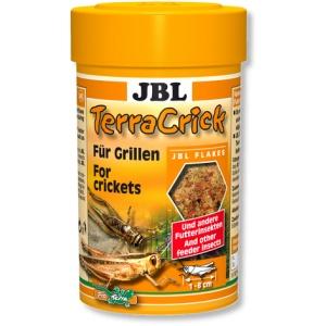 JBL TerraCrick-Kompletna hrana za insekte 100ml