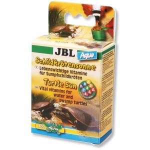 JBL Turtle Sun Aqua-Vitamini za kornjače i ribnjake 10ml