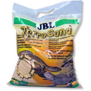 JBL TerraSand natural yellow-Supstrat za pustinjske terarijume 5L