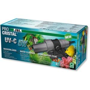 JBL ProCristal UV-C 5W Pro-čistač za brzo uklanjanje zamućenja vode