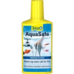Tetra AqvaSafe 250 ml-Tečnost za pripremu vode