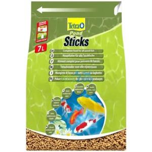 Tetra Pond Sticks 7 l Hrana za jezerske ribe