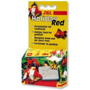 JBL Holiday Red hrana za zlatne ribice u tabletama 26 gr