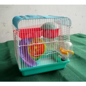 Kavez za hrčka na sprat sa opremom