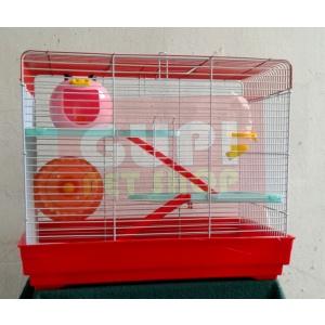 Kavez za hrčka na sprat
