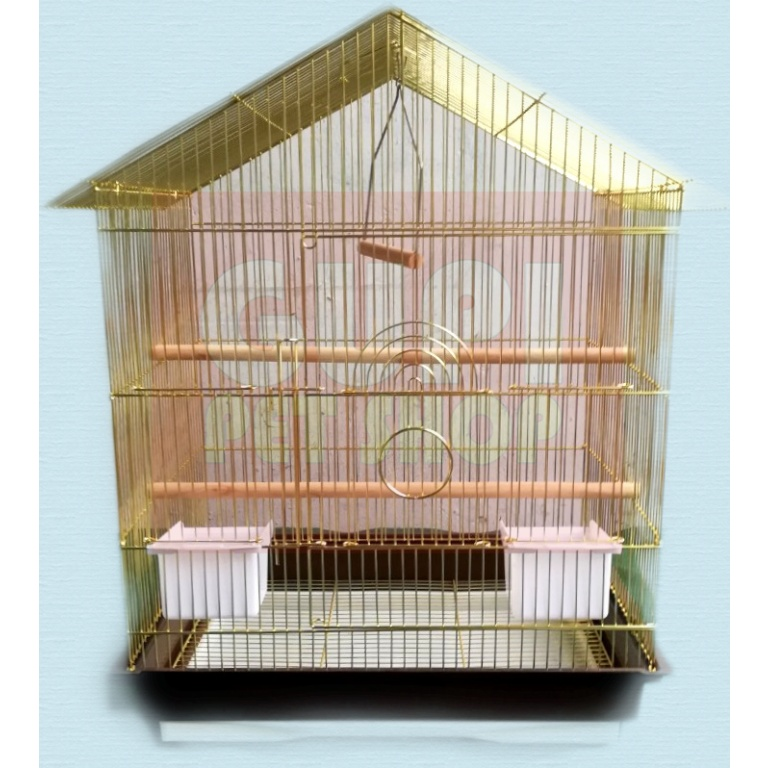 Kavez za srednje papagaje