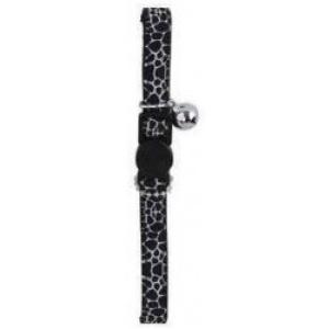 Ogrlica za macke Black&White,Marbling 20-30cm