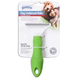 Cesalj za pse Dog undercoat Rake S