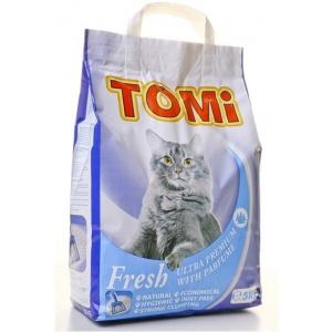 Tomi fresh-grudvajuci posip za macke 5l
