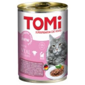 Tomi sos za macke,teletina 400g