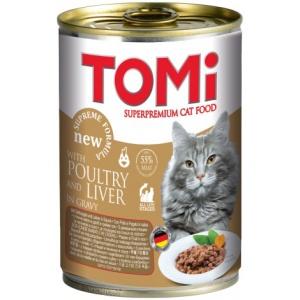 Tomi sos za macke,piletina 400g