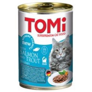 Tomi sos za macke, riba 400g