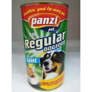 Panzi sos za pse, divljac 1.240g