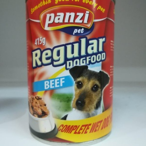 Panzi sos za pse, govedina 1.240g