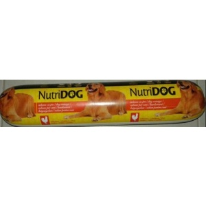 Nutridog salama za pse,piletina 1kg