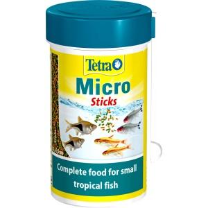 Tetra Micro Sticks 100ml 1,5-2.0mm