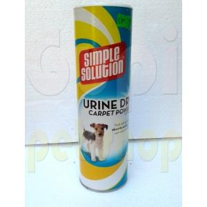 Urine dry puder- za uklanjanje mrlja od urina ljubimca
