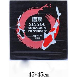 Sundjer za filter XY-1038 45x45x5 cm