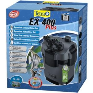 Tetra EX 400 kanister filter 10-80l Protok- 400l/h