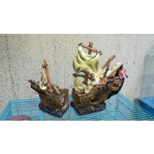 Ukrasni brod za akvarijum