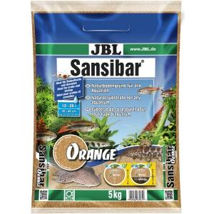 JBL SANSIBAR ORANGE 5kg-Narandzasti, fini supstrat za slatkovodne i slane akvarijume
