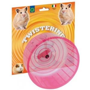 Georplast Twistering- točak za hrčka plastični 14.5*7.5cm