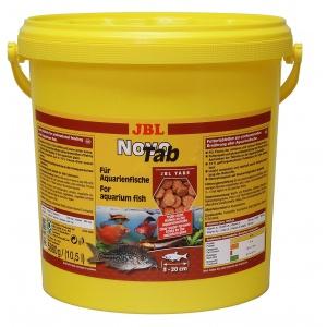 JBL NovoTab10,5l - tabletirana hrana svaštojedi